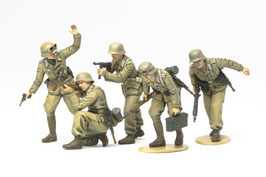 German Africa Corps Infantry  COD: 35314
