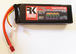 Batteria Li-Po 11,1V. 5000mAh 50C dean plug COD: 1044121PP3S
