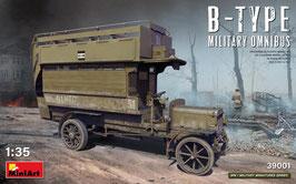 B-TYPE MILITARY OMNIBUS COD: 39001