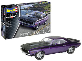 """1970 plymouth aar """"cuda"""" COD: 07664"""