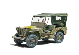 Willys Jeep MB 80th Anniversary 1941-2021 COD: 3635