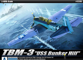 TBM-3 [USS Bunker Hill] COD: 12285
