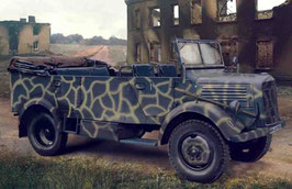 L1500a (kfz.70), wwii german personnel carNome COD: ICM35525
