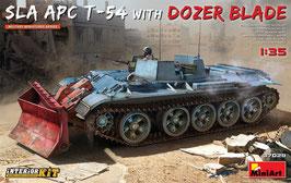 SLA APC T-54 w/DOZER BLADE. INTERIOR KIT COD:37028