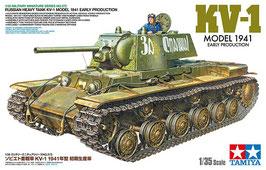 CARRO RUSSO KV-1G 1941 Early COD: 35372
