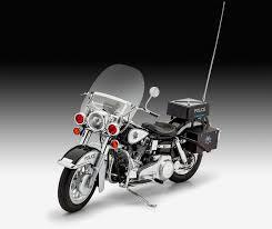 US Police Motorbike COD: 07915