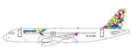 Gowair Airbus A320 COD: 612135