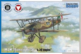 "IMAM (Romeo) Ro.37 ""A30 engine""  COD: SH48183"