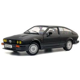 Alfa Romeo Alfetta Gtv 6 1984 Black COD: 1802302