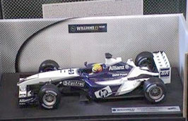 WILLIAMS F1 BMW FW 25 COD: B1021