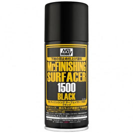 PRIMER NERO Finishing Surfacer 1500 COD: B-526