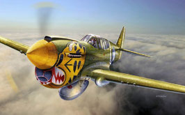 P-40 E/K - Kittyhawk COD: 2717