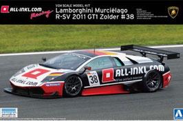 Lamborghini Murcielago 2011 GT1 Zolder COD: 00718