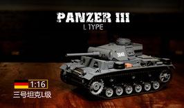 1/16 rc german panzer III type l COD: COD: 3848-1