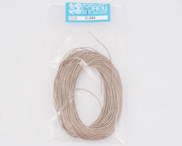 Corda diametro 0,8 mm matassa 20 m COD: C282
