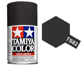 Black Rubber 100ml Spray COD: TS82