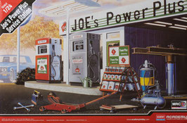 Joe's Power Plus Service Station Kit First Look COD: 15122