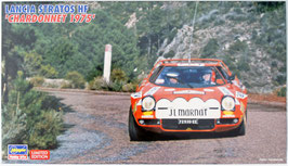 Lancia Stratos HF Chardonnet 1975 COD: 20282