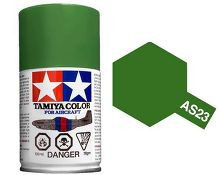 Light Green (German Air) 100ml Aircraft Spray COD: AS23