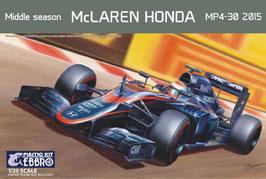McLaren Honda MP4-30 2015 COD: EB014