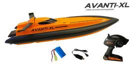AVANTI-XL Elektro Brushed Rennboot 2S RTR COD: 3670