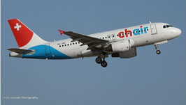 Airbus A319 Chair Airlines  COD: 612685