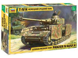 Panzer IV Ausf. H cod: 3620