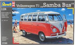 "1962 Volkswagen T1 ""SAMBA COD: 07399"