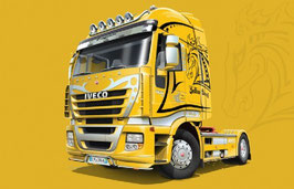 "IVECO STRALIS ""YELLOW DEVIL"" COD: 3898"