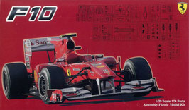 Ferrari F10 (Japanese,German,Italian GP) COD: 092041