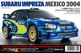 SUBARU IMPREZA WRC Mexico 2004 Telaio TT-01E 4WD COD: 47372