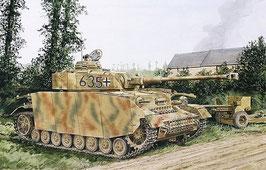 Pz.Kpfw.IV Ausf.H w/Zimmerit COD: 6611