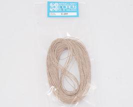 Corda diametro 0,5 mm matassa 30 m COD: C281