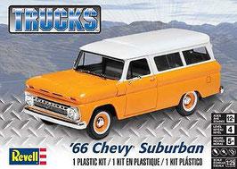 '66 chevy suburban COD: 14409