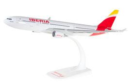 """Airbus A330-200 """"Iberoamerica"""" COD: 611480"""