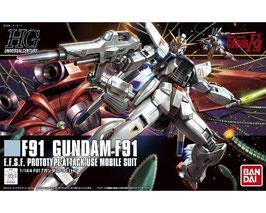 1/144 hguc gundam f91 COD: GU46439