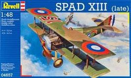 SPAD XIII LATE COD: 04657