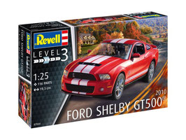 2010 Ford Shelby GT500  COD: 07044