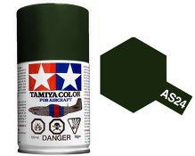 Dark Green (German Air) 100ml Aircraft Spray COD: AS24