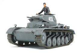German Panzer II A/B/C COD: 32570