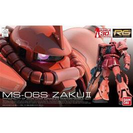 RG Zaku MS-06S 1:144 COD: GU718