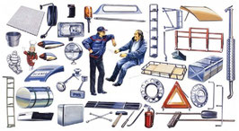 Truck Shop Accessories COD: 764