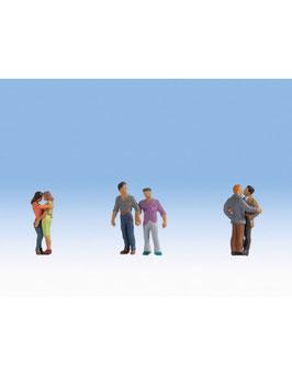 Set 3 coppie di personaggi dello stesso sesso COD: 15511