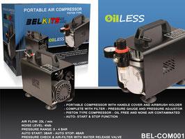 Compressore con pistone a secco COD: COM001