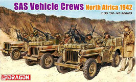 SAS Vehicle Crews North Africa COD: 6682