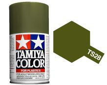 Olive Drab 100ml Spray COD: TS28