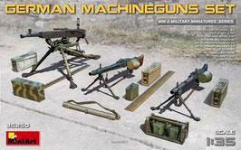 German Machineguns set COD 35250