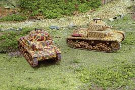 Carro Armato M13/40 - FAST ASSEMBLY COD: 7517