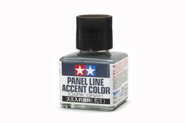PANEL LINE DARK GRAY COD: 87199