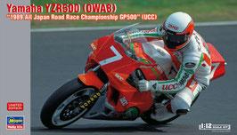 YAMAHA YZR500 1989 ALL JAPAN ROAD RACE GP500 COD: 21722